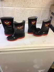 Children's Wellington boots