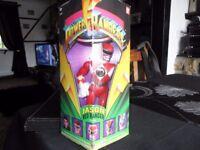 power rangers original ban dai 1993 x3 jason zach billy