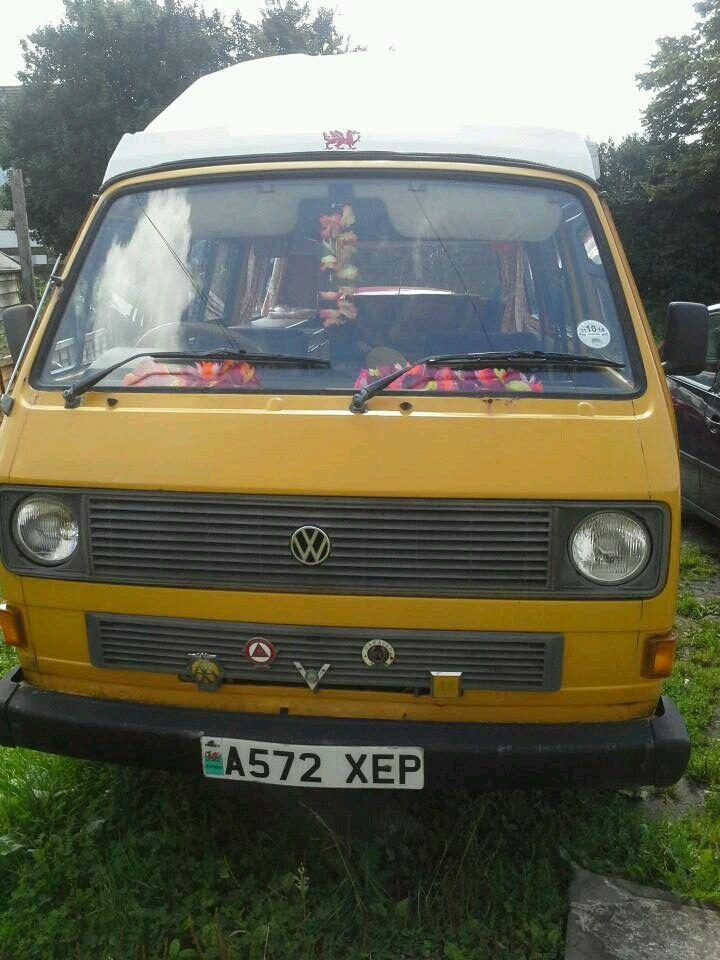 VW T25 1984 Transporter Campervan 1600 Diesel 6berth Awning And Camping BundleSOLD
