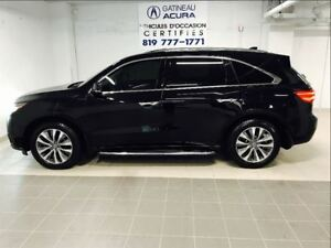 2014 Acura MDX TECH ACURA CANADA CERTIFIED PROGRAM 7 YEARS 130K