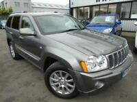 2008 Jeep Grand Cherokee 3.0CRD V6 Automatic Overland - Platinum Warranty!