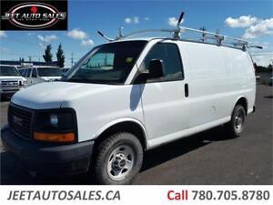 2011 GMC Savana Cargo Van, V8 Gas 4.8L
