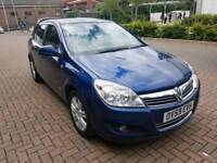 CHEAP 59 PLATE VAUXHALL ASTRA AUTOMATIC FOR QUICK SALE
