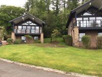 Cameron House. Luxury 2 Bedroom Lodge. Three Bathrooms. ,Sleep 6