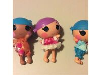 3 la la loopsy dolls, large