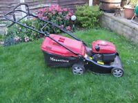 Mountfield SP474 petrol lawn mower