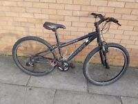 trek mountain bike with 26 inch wheel with 16 inch frame size
