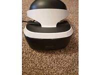 PS4 VR Headset - Excellent Condition