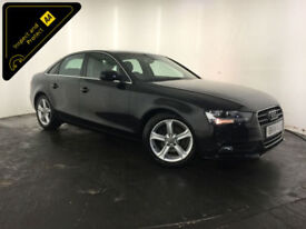 2014 AUDI A4 TECHNIK TDI 1 OWNER SERVICE HISTORY FINANCE PX WELCOME