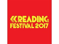 READING FESTIVAL 2017 - SATURDAY - DAY TICKET