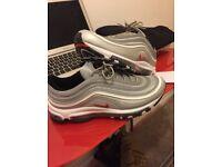 Nike AirMax 97 silver bullet
