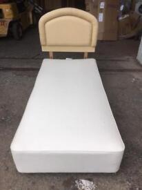 Vi Spring single bed base * free furniture delivery*