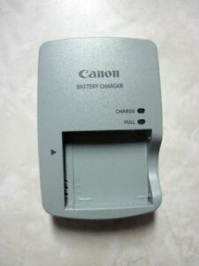 Canon CB-2LY Battery Charger for NB-6L Li-Ion Original