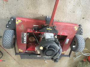 For sale pull behind mower