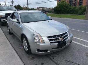 Rare 6 Speed Manual CTS Sport
