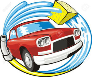 CAR CLEANING, SHAMPOOING, DETAILING, WASH N' WAX, MOBILE