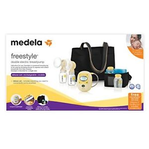 Freestyle Breast Pump (purchased last spring)
