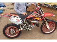 2007 CR85 Big wheel 1000 ono
