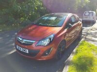 Vauxhall Corsa, Limted edition 1.2l