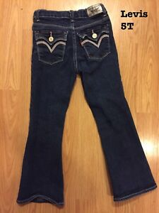 Levis 5T jeans