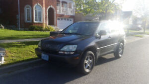 2002 Lexus RX 300 FOR SALE AJAX  **MUST SEE GREAT DEAL**