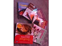 BBC GoodFood101 x6 cook/recipes books