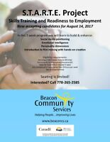 Free Employment Program with 2 wk Film making portion