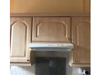 hygena kitchen unit for sale