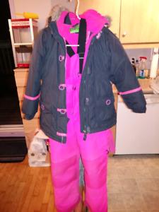 Manteau hiver 7 ans
