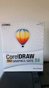 CorelDraw x4 home and student