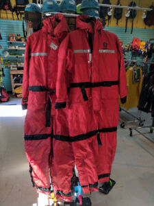 Mustang Integrity MS-195 Flotation Suits