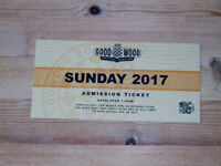 Goodwood Revival 2017 Sunday Ticket x1