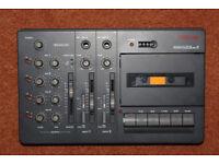 TASCAM 4 TRACK RECORDING STUDIO