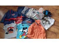 Boys clothes size 2-4 y