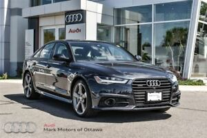 2016 Audi A6 2.0T Technik (Certified)