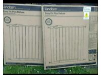 Lindam safety gates new