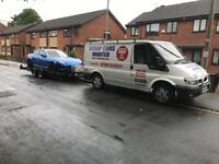 Scrap cars wanted 07794523511 old cars damaged cars call today