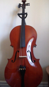 3/4 size Cello for sale 750 o.b.o