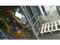 2.5T Hytsu forklift with isuzu engine