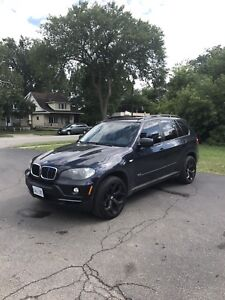 BMW X5 - 7pass - premium package 3.0
