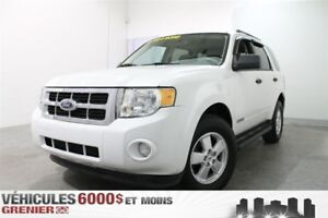 2008 Ford Escape XLT 2.3L 4x4
