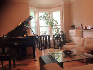 Gorgeous 2 level apartment in heritage b'ding on Inglis by SMU