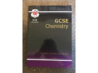GCSE chemistry revision textbook