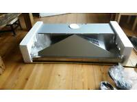 90cm stainless steel cooker hood