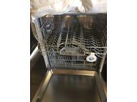 Intergrated neff dishwasher