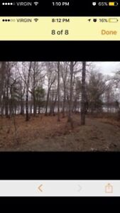 Waterfront land on Lake view road land to rent