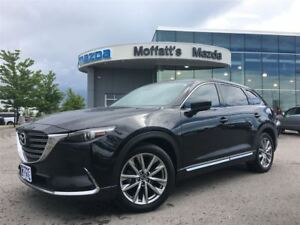 2016 Mazda CX-9 GT AWD 2.5T NAVIGATION, SUNROOF, LEATHER