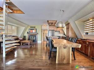 469 000$ - Maison à un étage et demi à vendre à Ste-Barbe