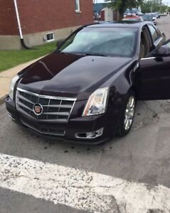 Swap / trade CADILLAC CTS-4 AWD