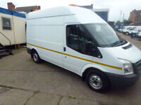Ford Transit mwb high roof service van 2011